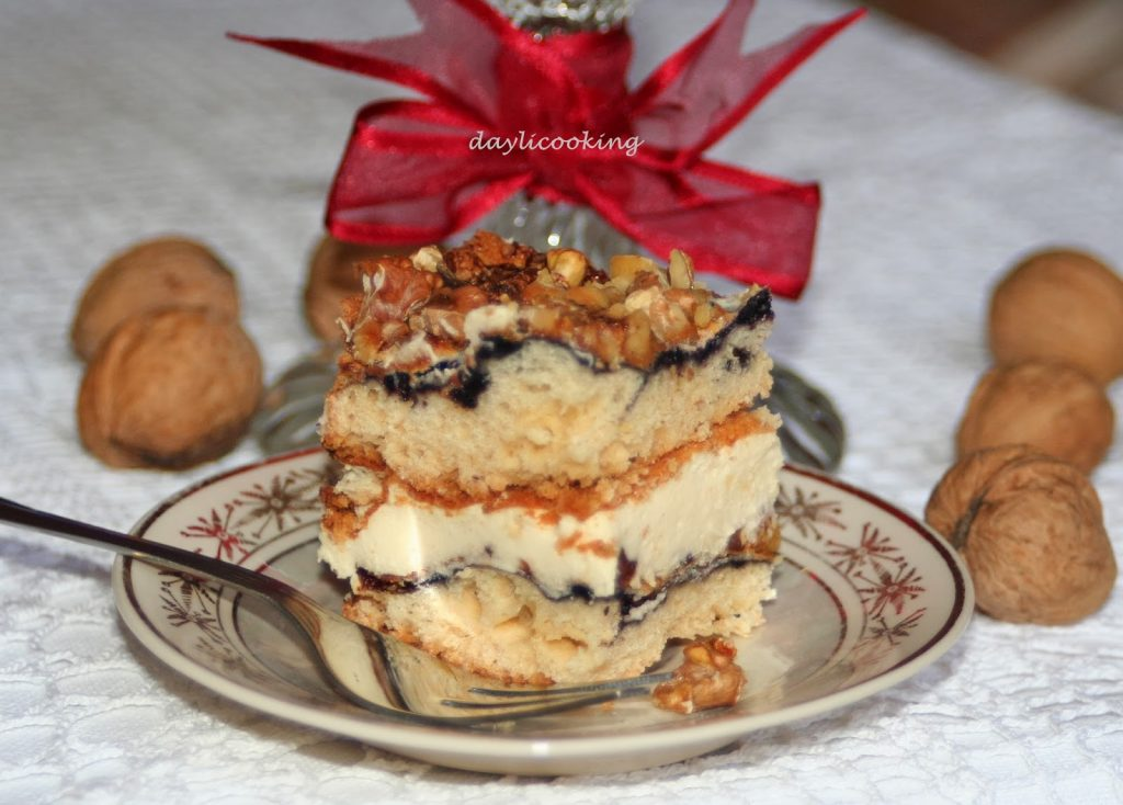 Przepis na Pychotka ciasto siostry Anastazji - przepis