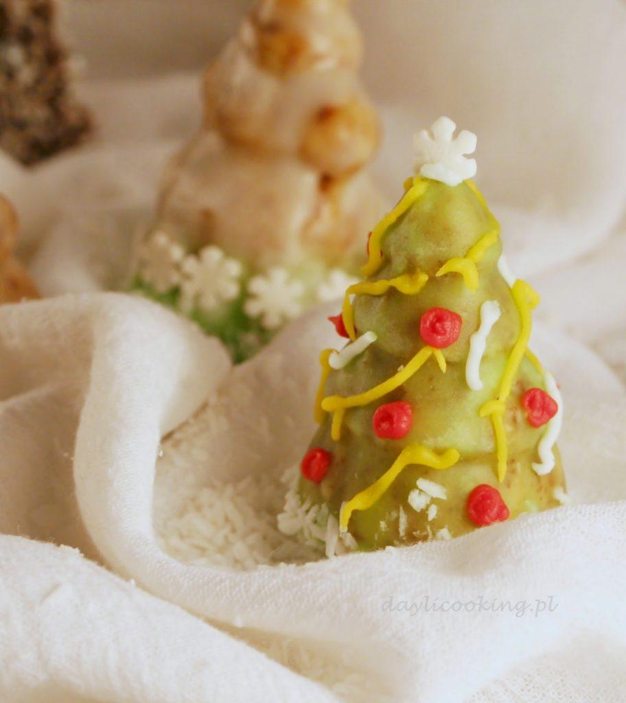 Przepis na orzechowe ciasteczka świąteczne ule