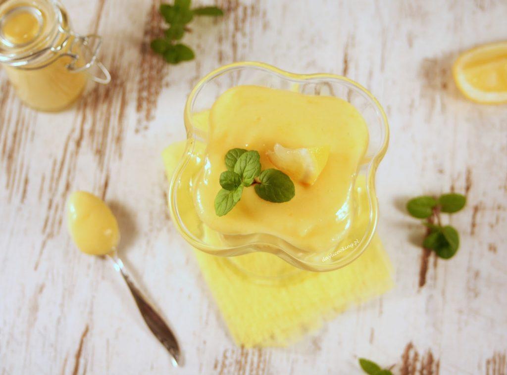 cytrynowy krem lemon curd - najlepszy przepis