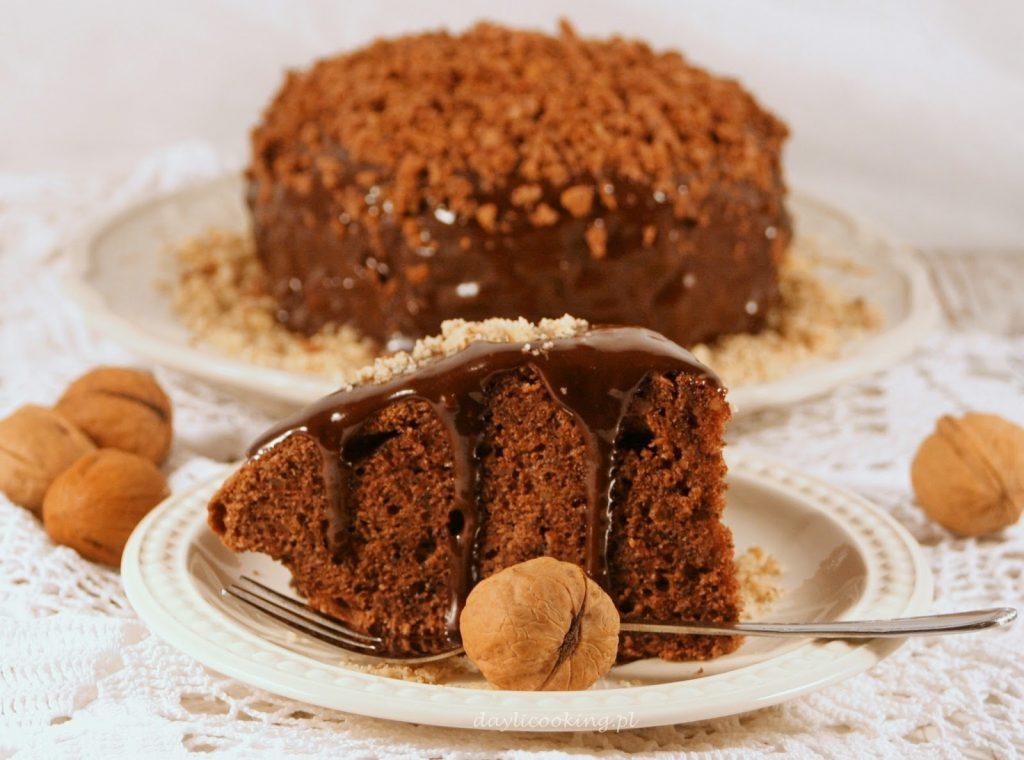 Przepis na najlepsze ciasto orzechowe