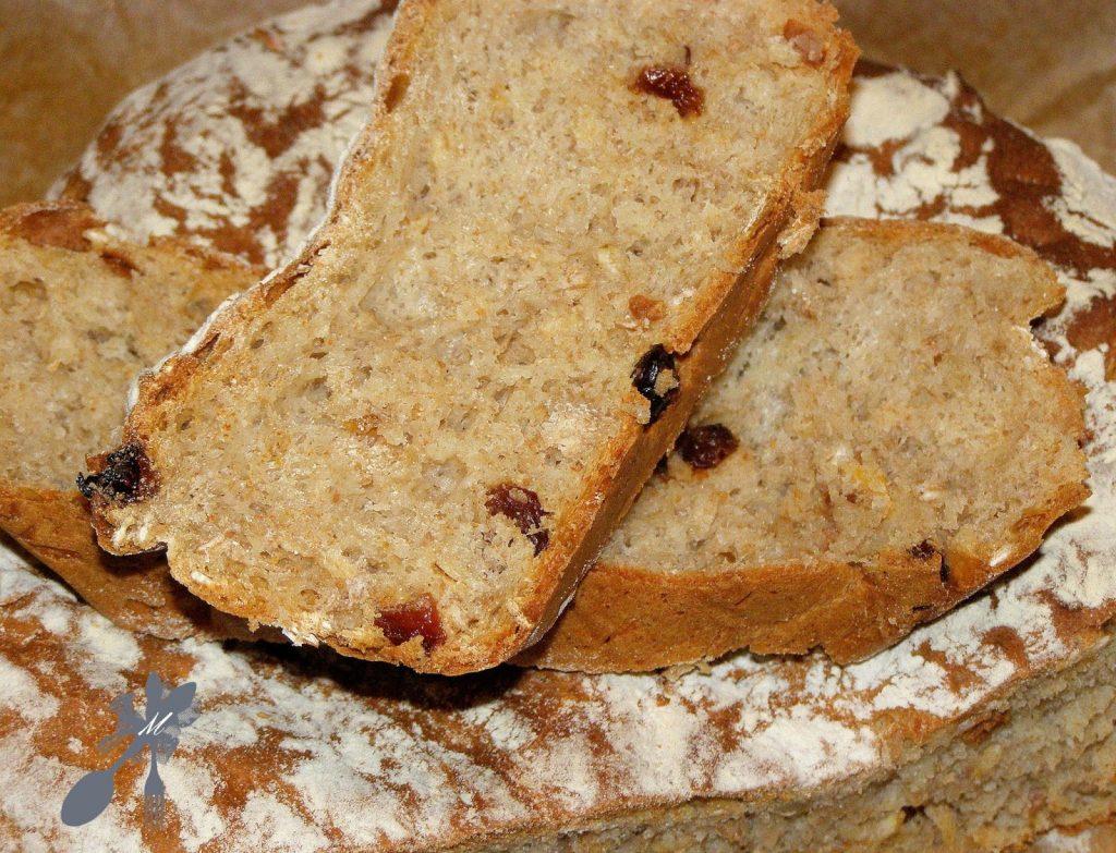 przepis na chleb pszenno-żytni, przepis na chleb żytni, pieczywo z musli