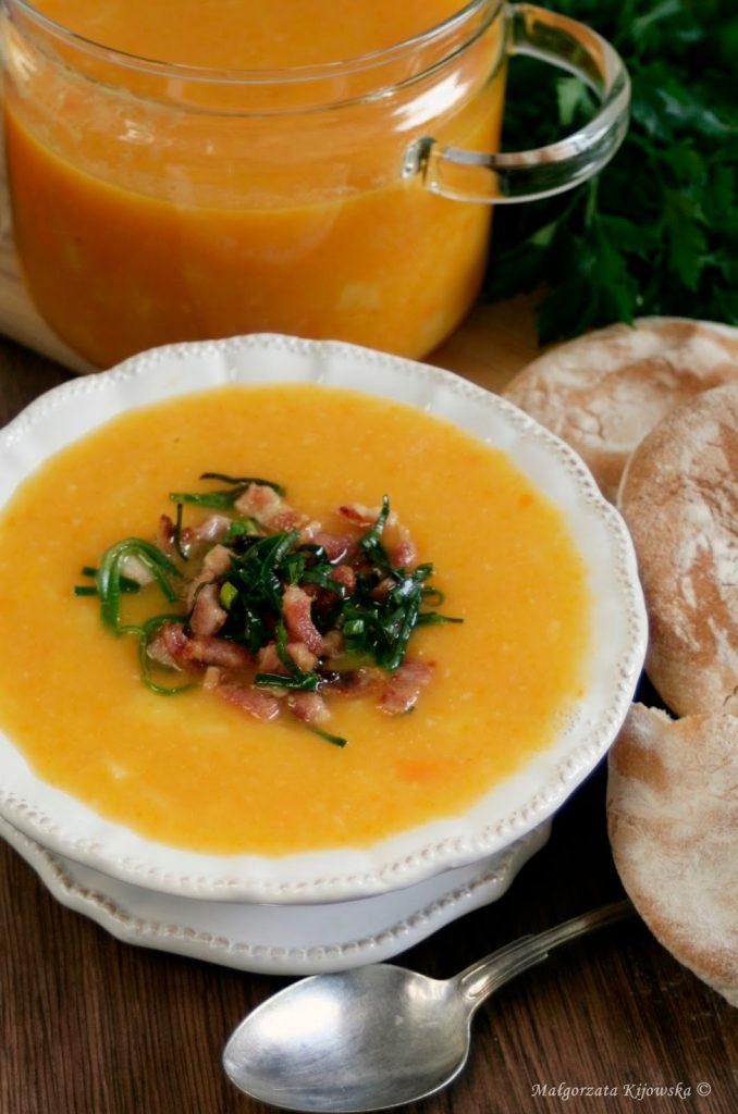 zupa z warzyw, zupa krem, obiad