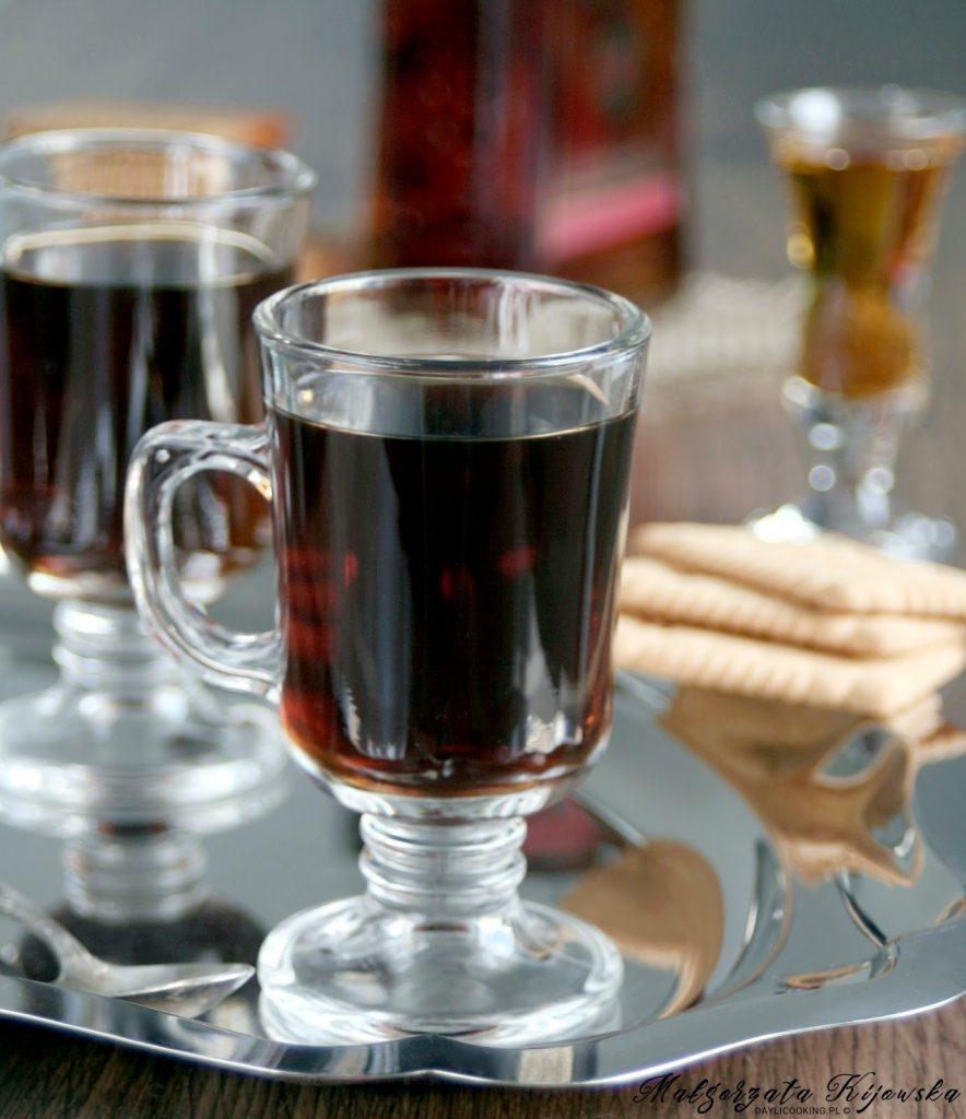kawa smakowa, kawa z likierem