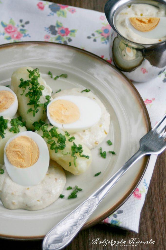 szybki obiad, drugie danie, obiad bez mięsa, bezmięsne danie, daylicooking, Małgorzata Kijowska