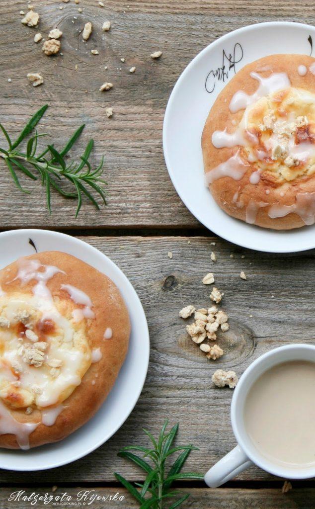 domowe drożdżówki, deser, ciasto drożdżowe, daylicooking, Małgorzata Kijowska