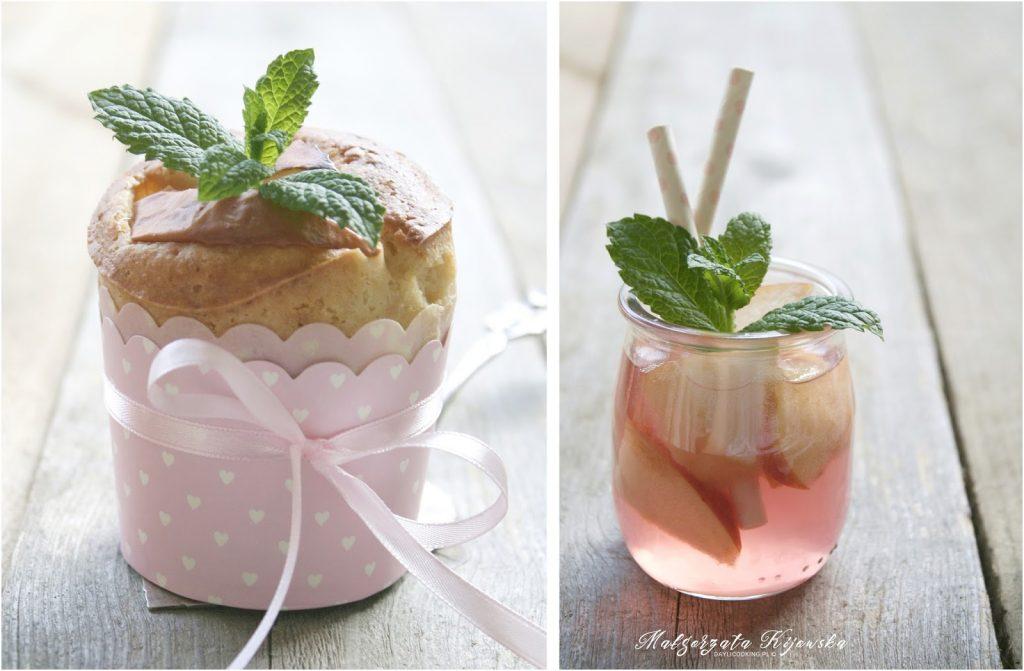 muffiny, muffins, babeczki, z jabłkami, daylicooking, Małgorzata Kijowska