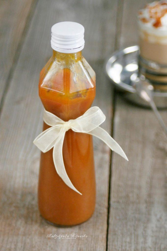 syrop z dyni, korzenny syrop, do kawy, dodatki do deserów, daylicooking, smaczny prezent, jadalne prezenty, upominki,