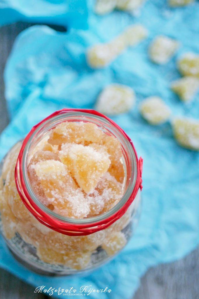 Przepis na domowy ananas kandyzowany