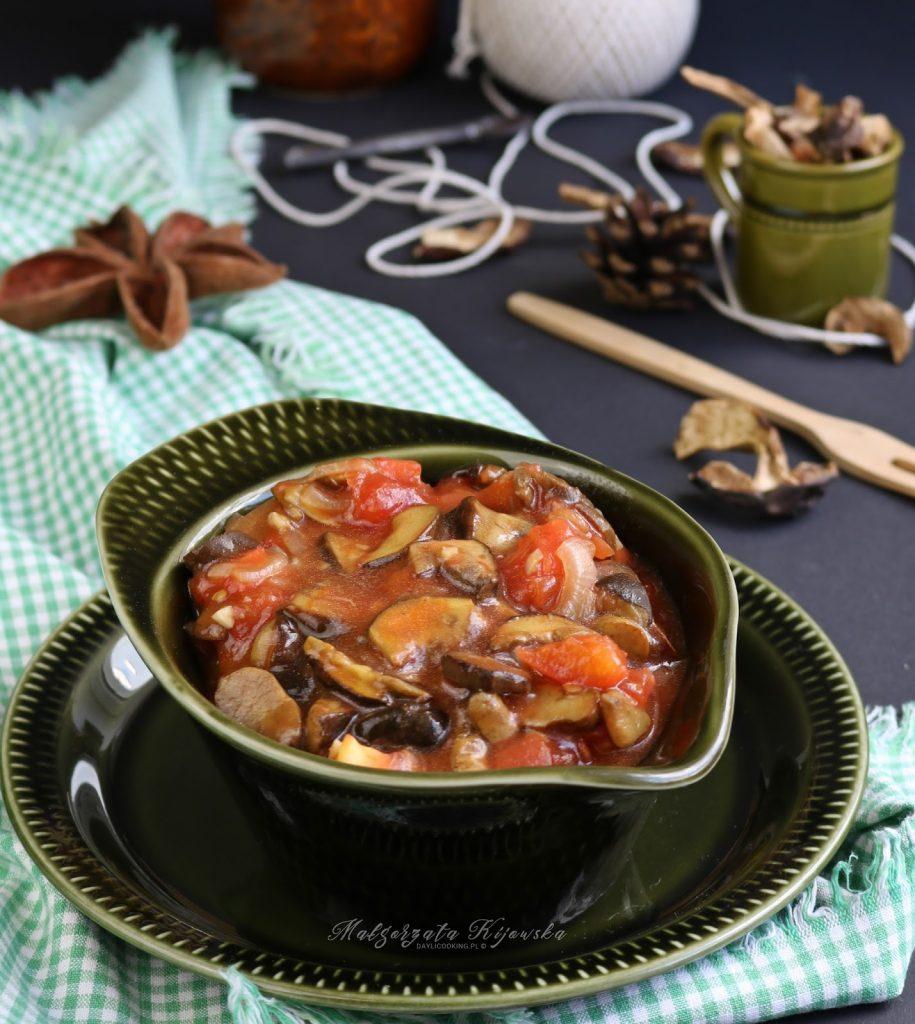 przetwory z grzybów, grzybowe przetwory, grzyby ze słoika, daylicooking, dary jesieni