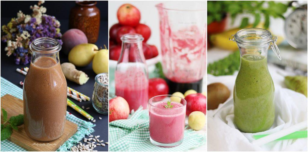 test blendera, wzmacniające smoothie, witaminowe koktajle, amica, daylicooking