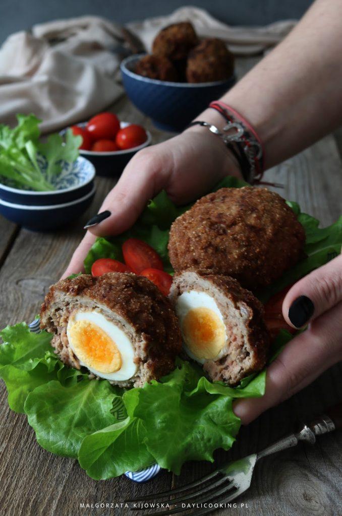 jak się robi jajka po szkocku, sprawdzony przepis na jaskółcze gniazda, daylicooking