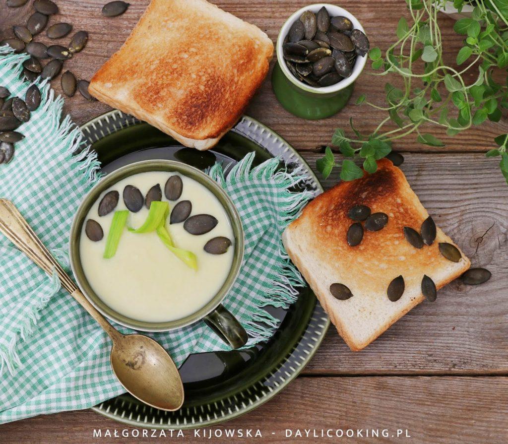 przepis na zupę ziemniaczaną, jak zrobić kartoflankę