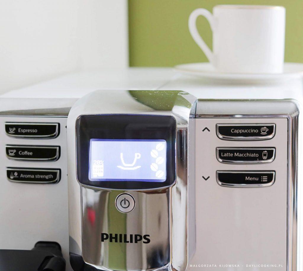 ekspres do kawy latte go philips, gdzie kupić ekspres do kawy, jaki ekspres opinie, daylicooking