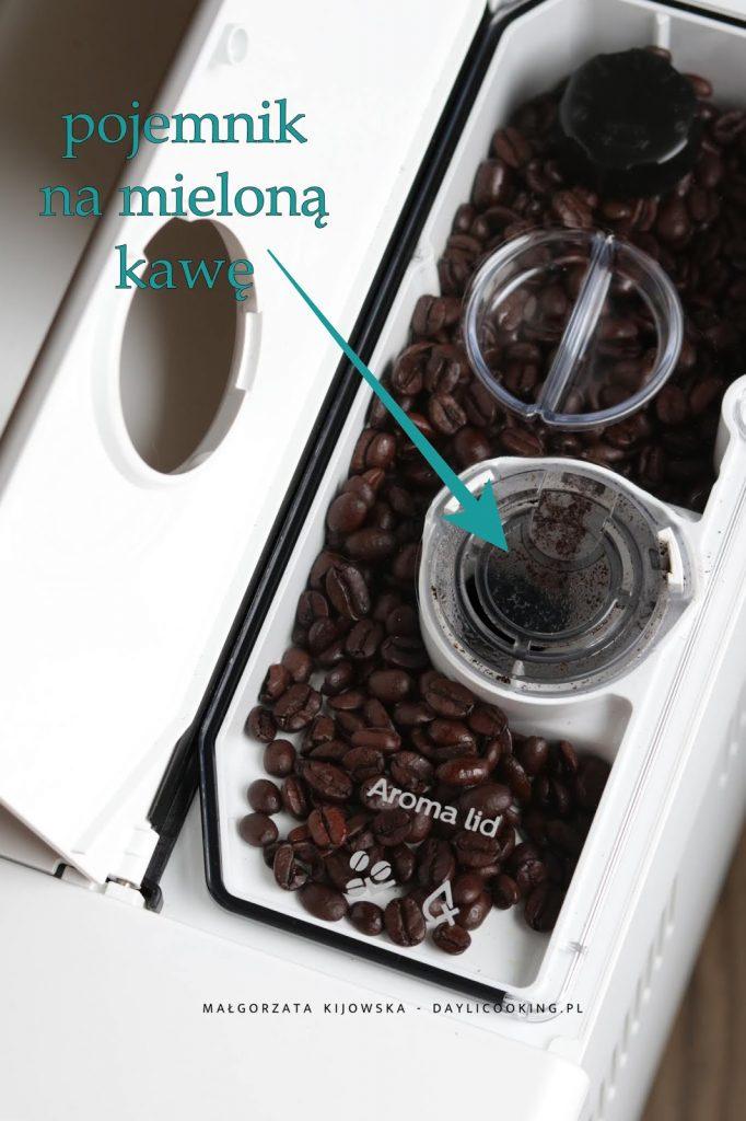 opinia na temat ekspresu do kawy latte go philips, daylicooking