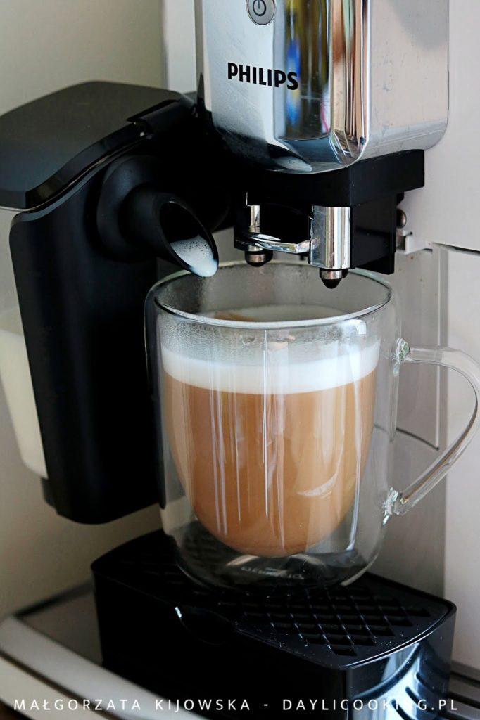 najlepsza kawa latte, recenzja ekspresu do kawy, jaki ekspres najlepszy, daylicooking