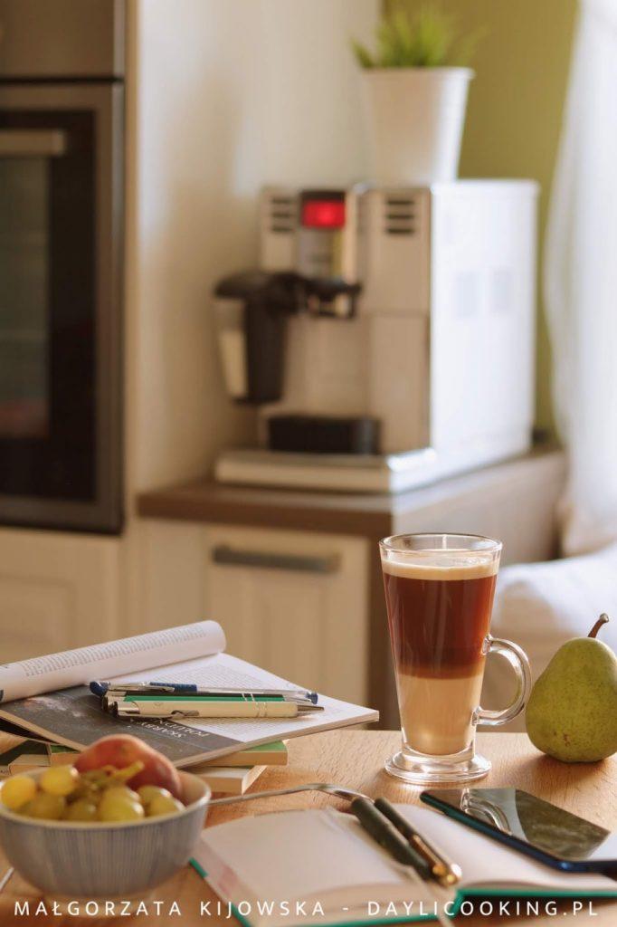 jak zrobić kawę latte, recenzja ekspresu do kawy, ekspres do biura