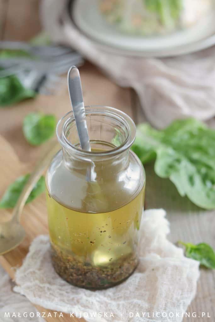 Jak zrobić oliwę smakowa