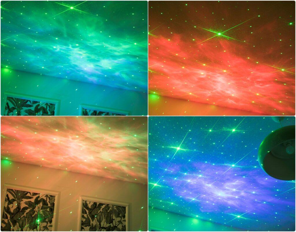 Projektor gwiezdnego nieba, recenzja
